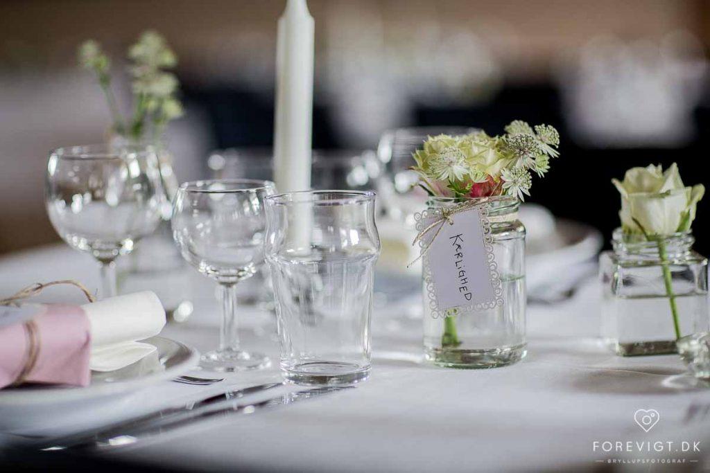 bordopdækning bryllup