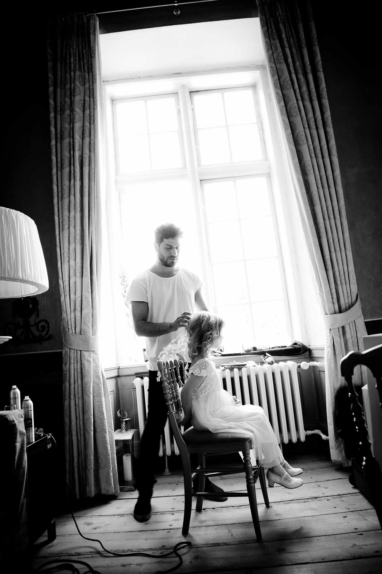 Bryllupsfotografernes univers