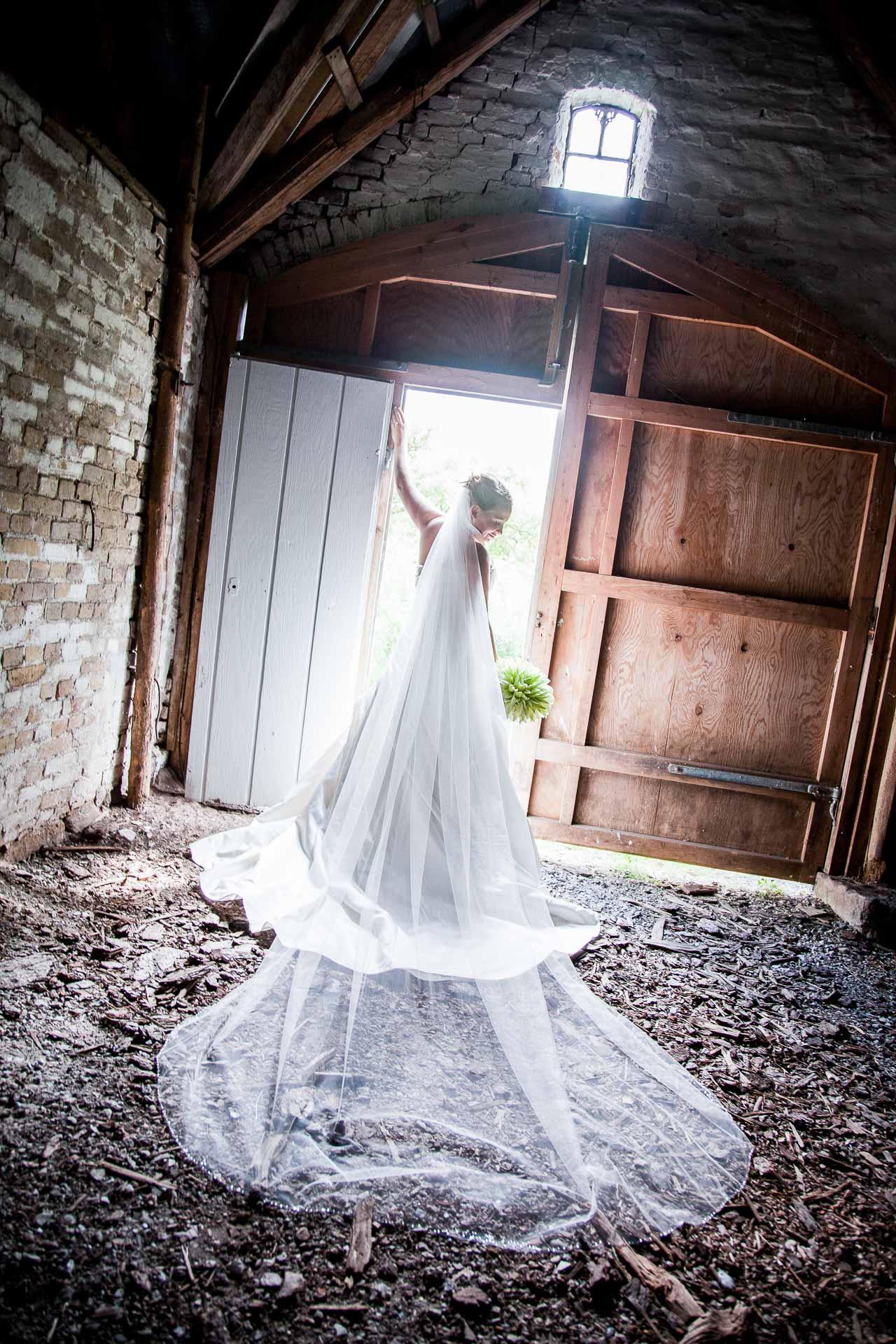 Bryllupsfotograf Vores Store Dag