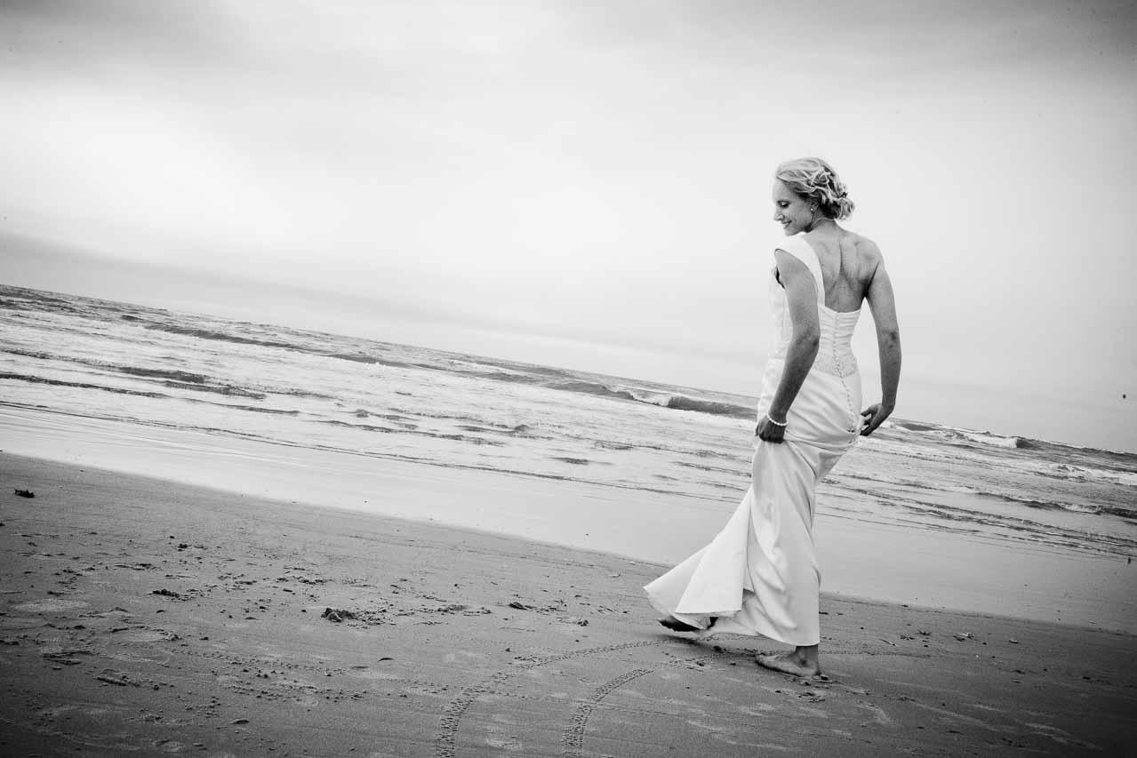 Bryllupsbilleder i Sydjylland