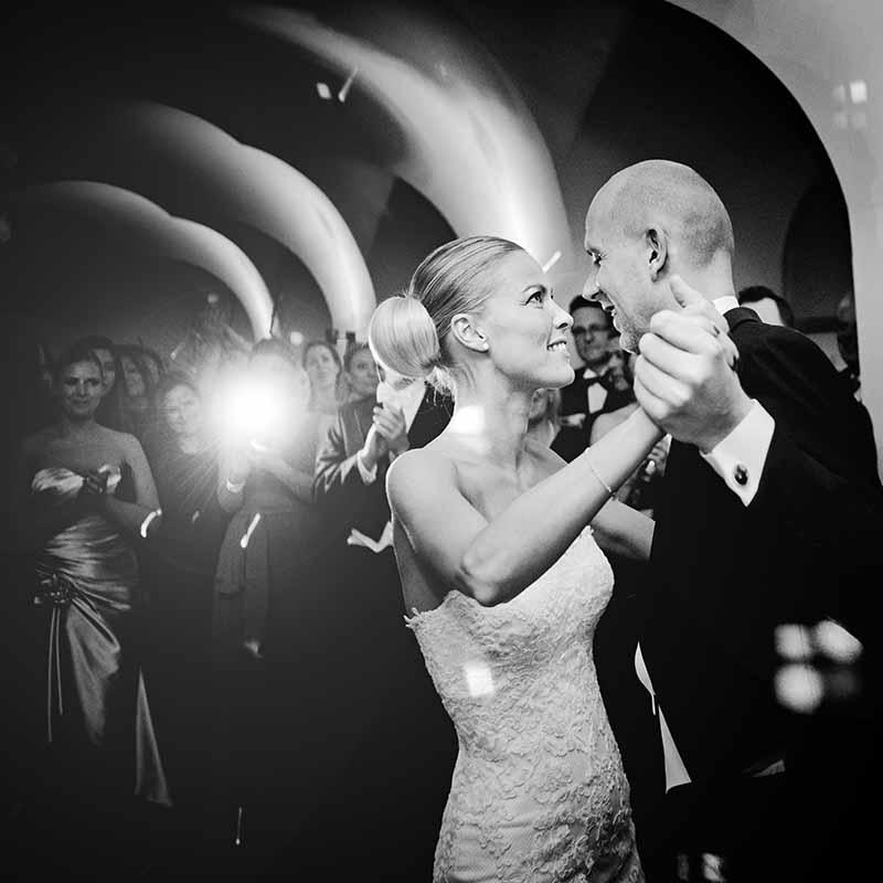 Sådan holder du en festlig bryllupsfest